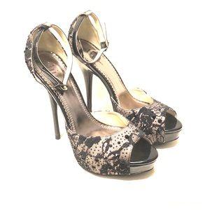 4 inch heels!